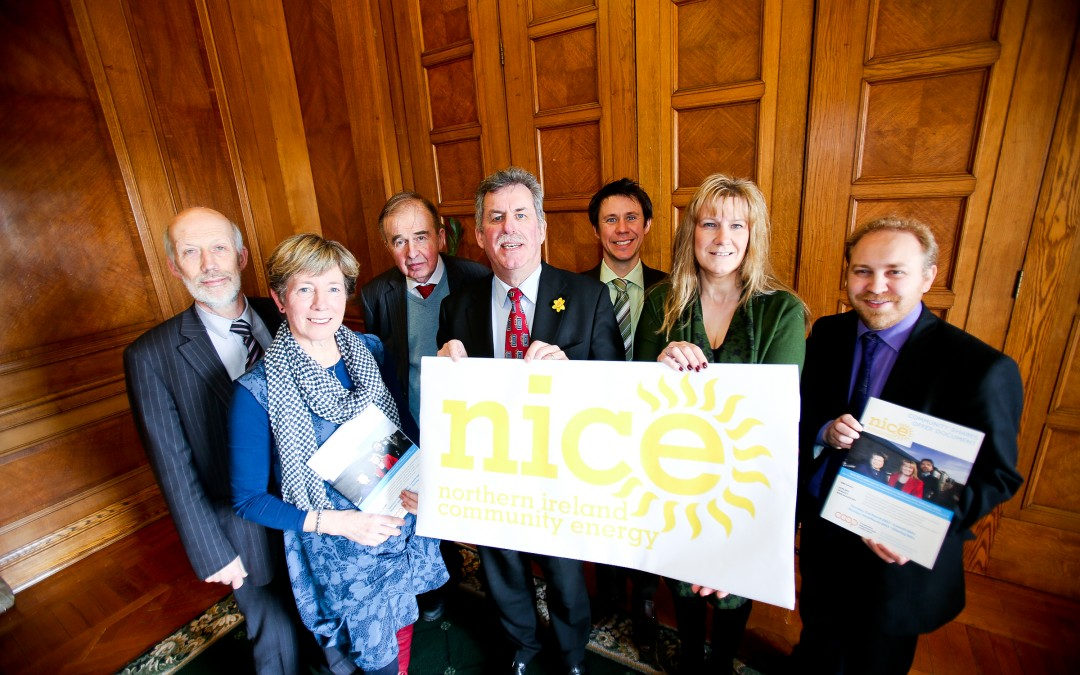 NICE share offer launched at Stormont