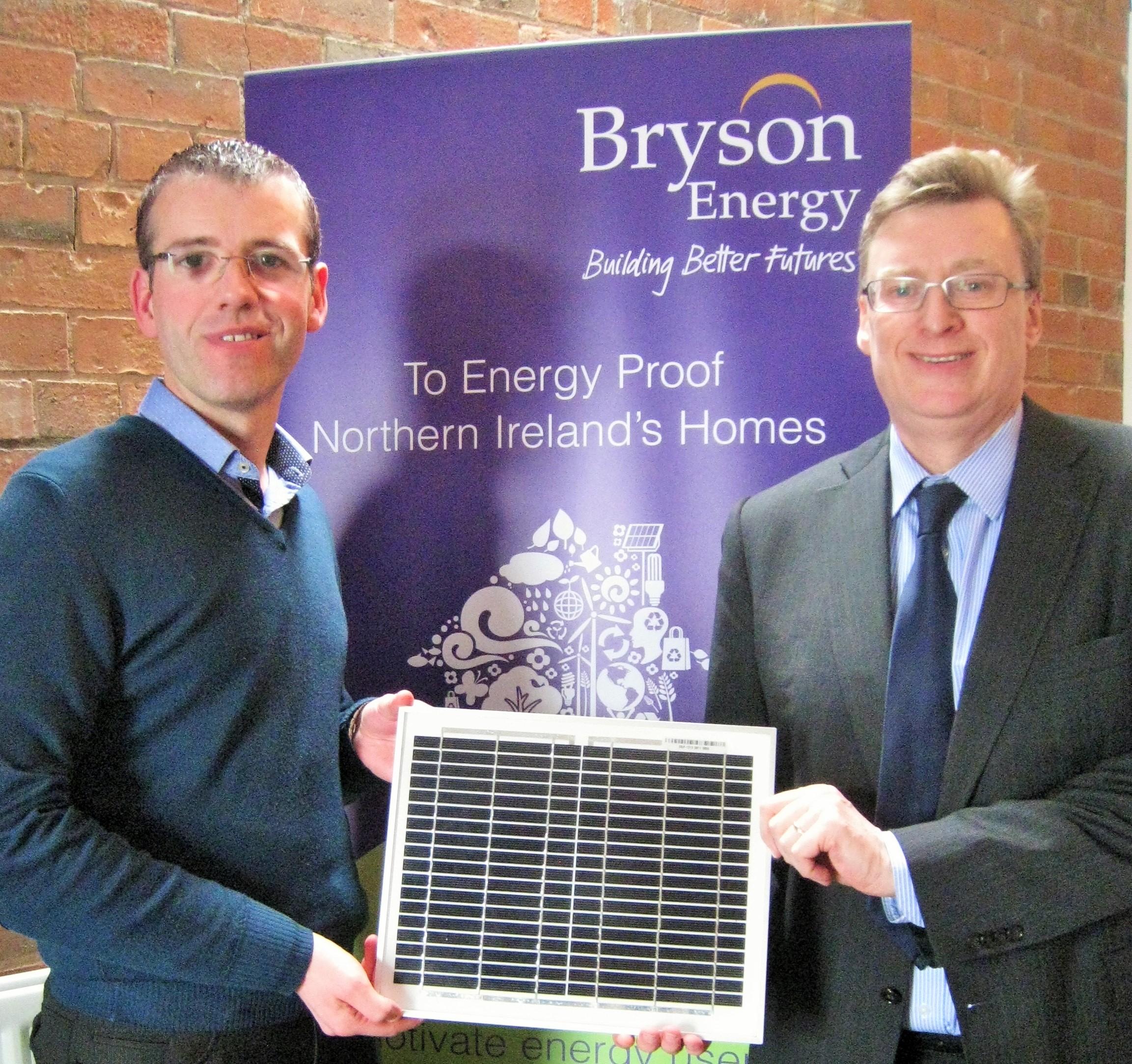 Rory McManus & Nigel Brady, Bryson Energy