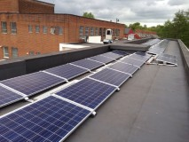 NICE 2nd Solar Installation Completed This Week