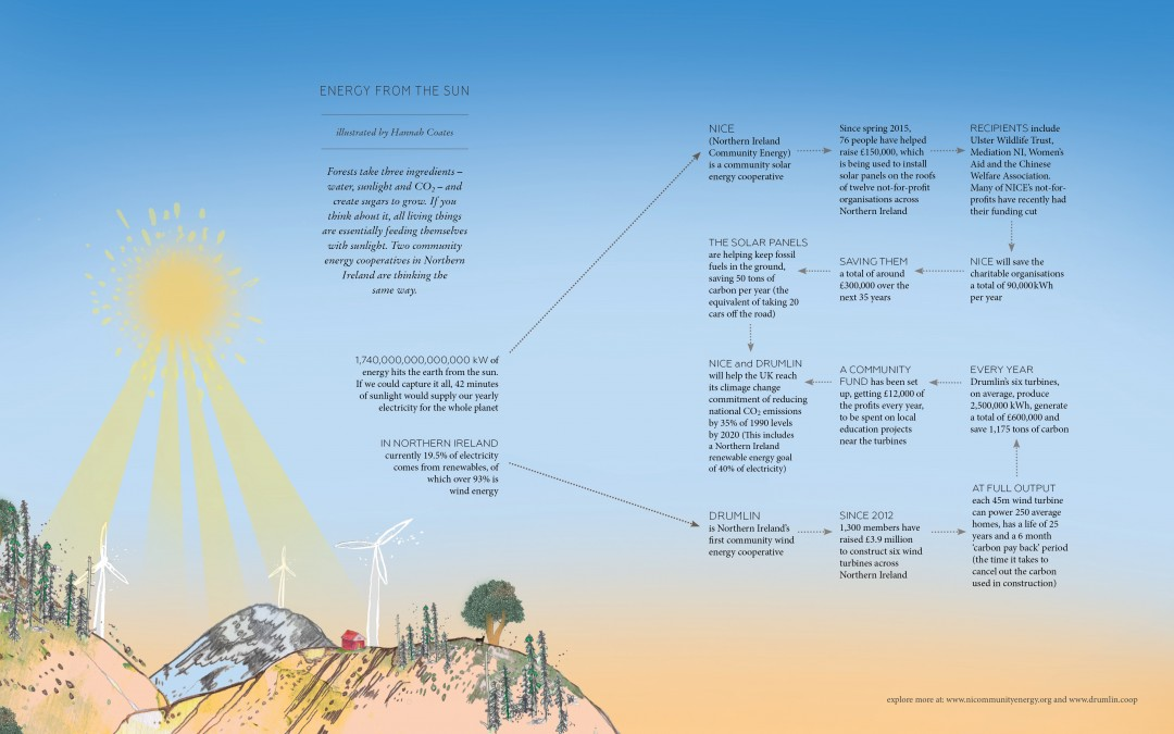 'Energy from the Sun' – Freckle Magazine features NICE